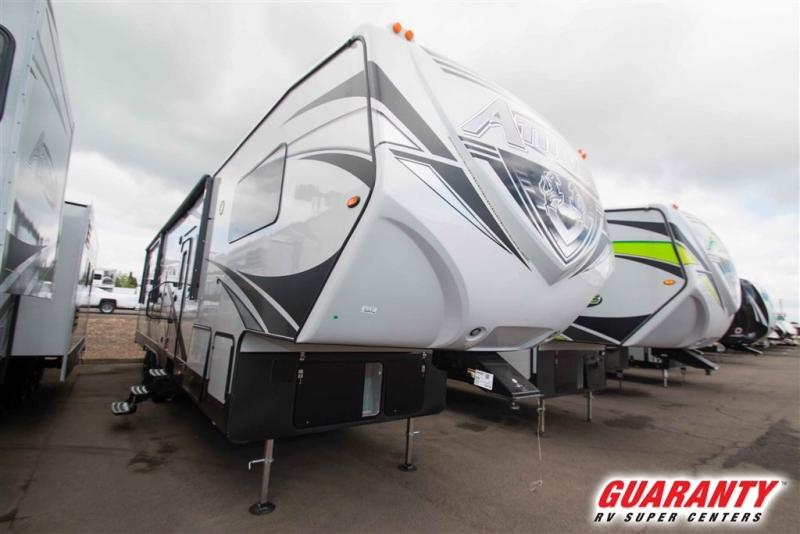 2019 Eclipse Attitude Wide Body 5th Wheel 35 GSG - Guaranty RV Fifth Wheels - T39193