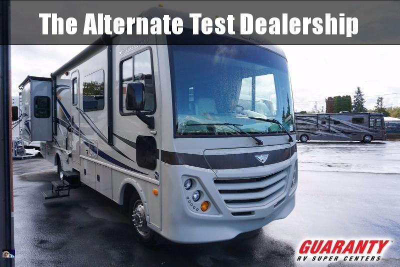 2016 Fleetwood Flair 30U - Guaranty RV Motorized - M39399A