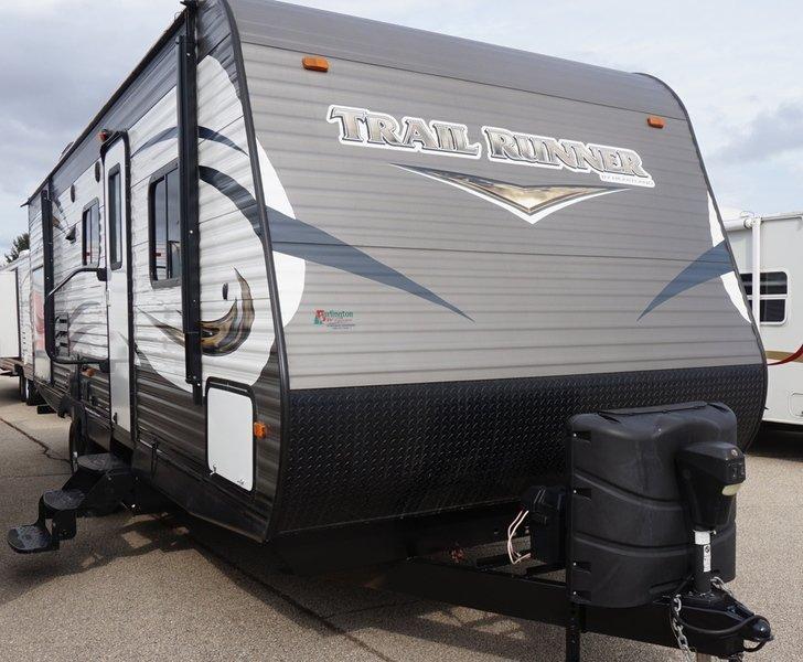 2015 Heartland Trailrunner 270DK - 12577A  - Burlington RV Superstore
