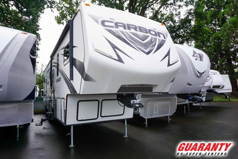 2015 Keystone Carbon 327 - Guaranty RV Fifth Wheels - T40929A