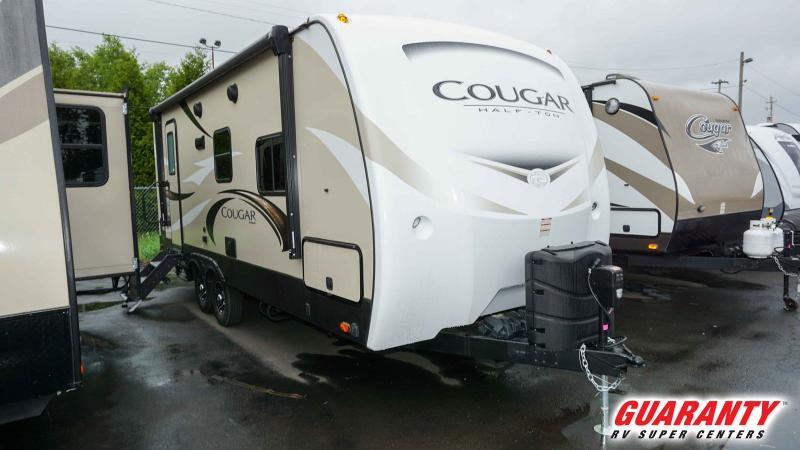 2019 Keystone Cougar Half-ton 22RBSWE - Guaranty RV Trailer and Van Center - 1T39317B