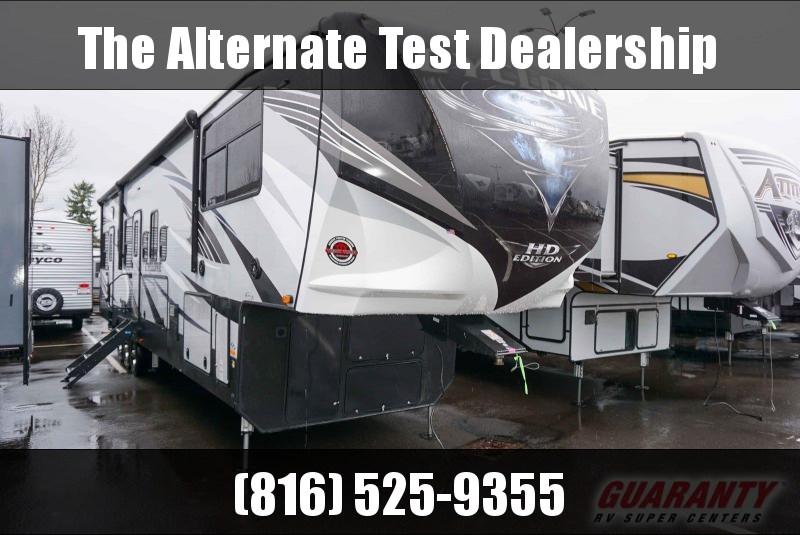 2020 Heartland Cyclone 4007 - Guaranty RV Fifth Wheels - T41282