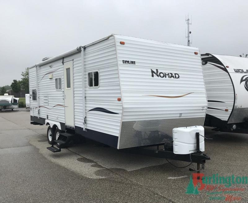2007 Skyline Nomad 268LTD - BRV - 13289A  - Burlington RV Superstore