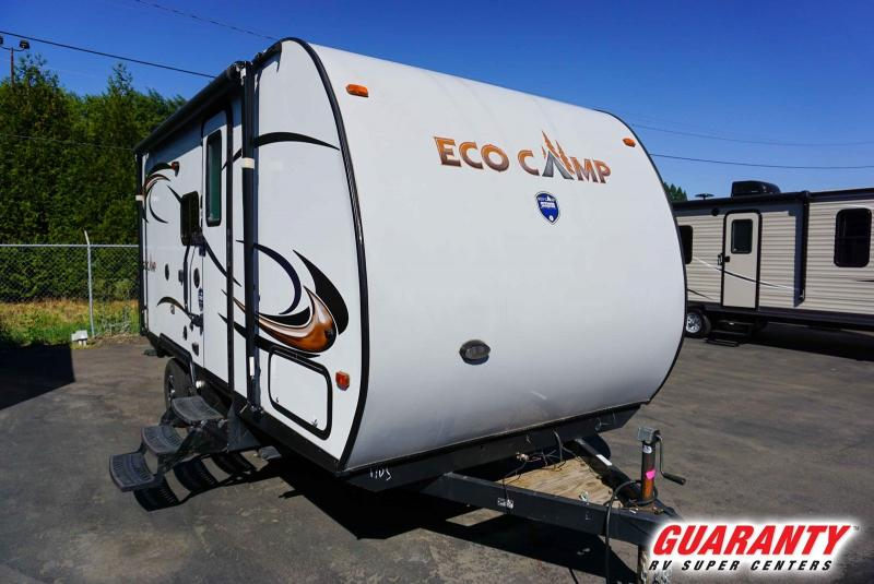 2015 Skyline Eco Camp 17DS - Guaranty RV Trailer and Van Center - T40641A