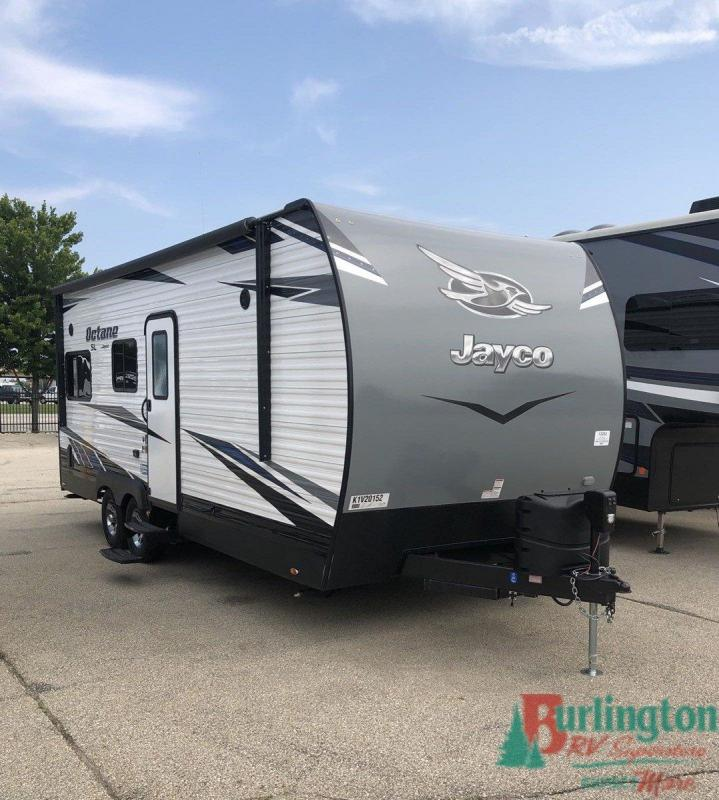2019 Jayco Octane Super Lite 222 - Sturtevant, WI - 13252  - Burlington RV Superstore