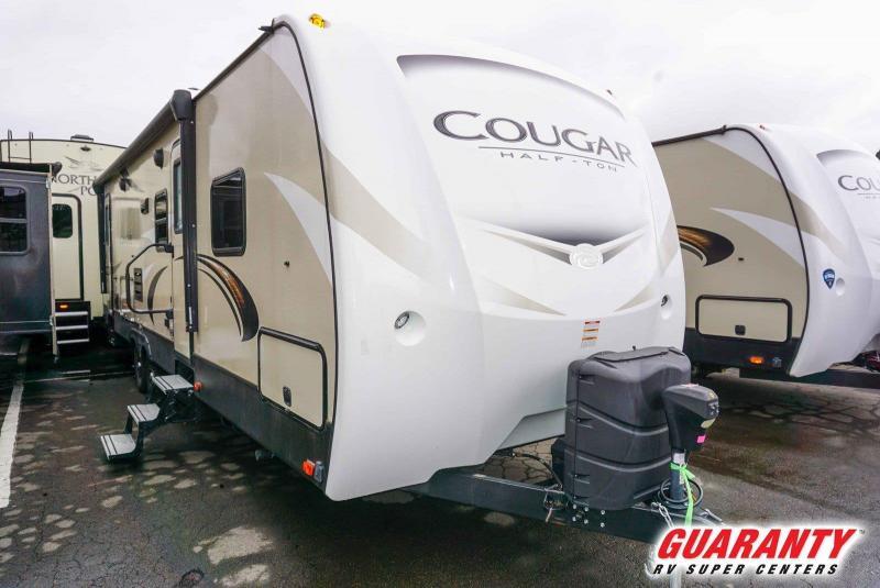 2018 Keystone Cougar Half-Ton 29BHSWE - Guaranty RV Trailer and Van Center - T40484A
