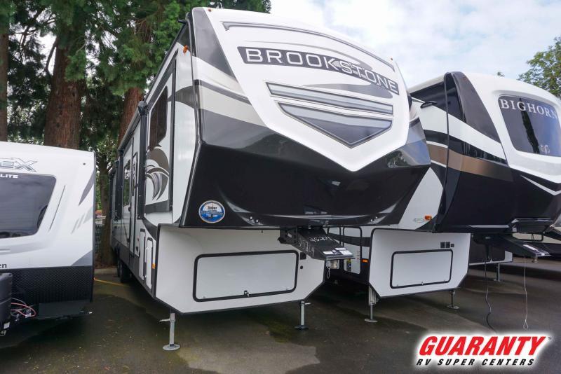 2021 Coachmen Brookstone 344FL - Guaranty RV Fifth Wheels - T41429