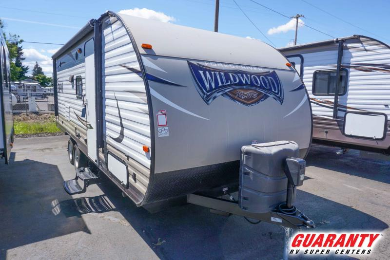 2016 Forest River Wildwood X-Lite 230BHXL - Guaranty RV Trailer and Van Center - T41267A
