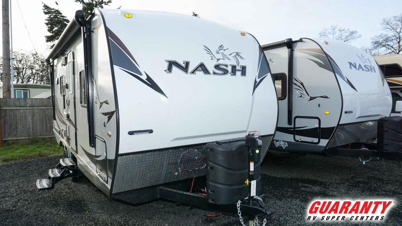 2019 Northwood Nash 23D - Guaranty RV Trailer and Van Center - T40209