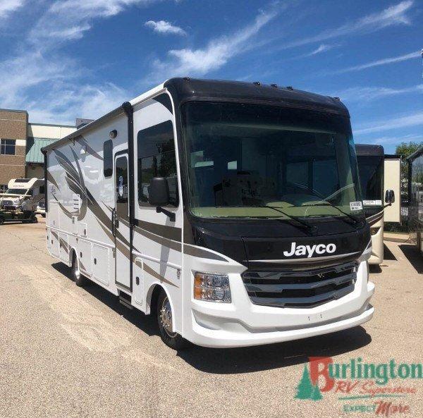 2019 Jayco Alante 31V - BRV - 13039  - Burlington RV Superstore