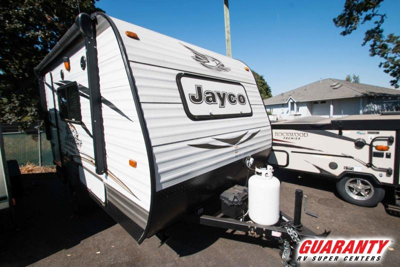2016 Jayco Jay Flight Slx 145RB - Guaranty RV Trailer and Van Center - T37414A