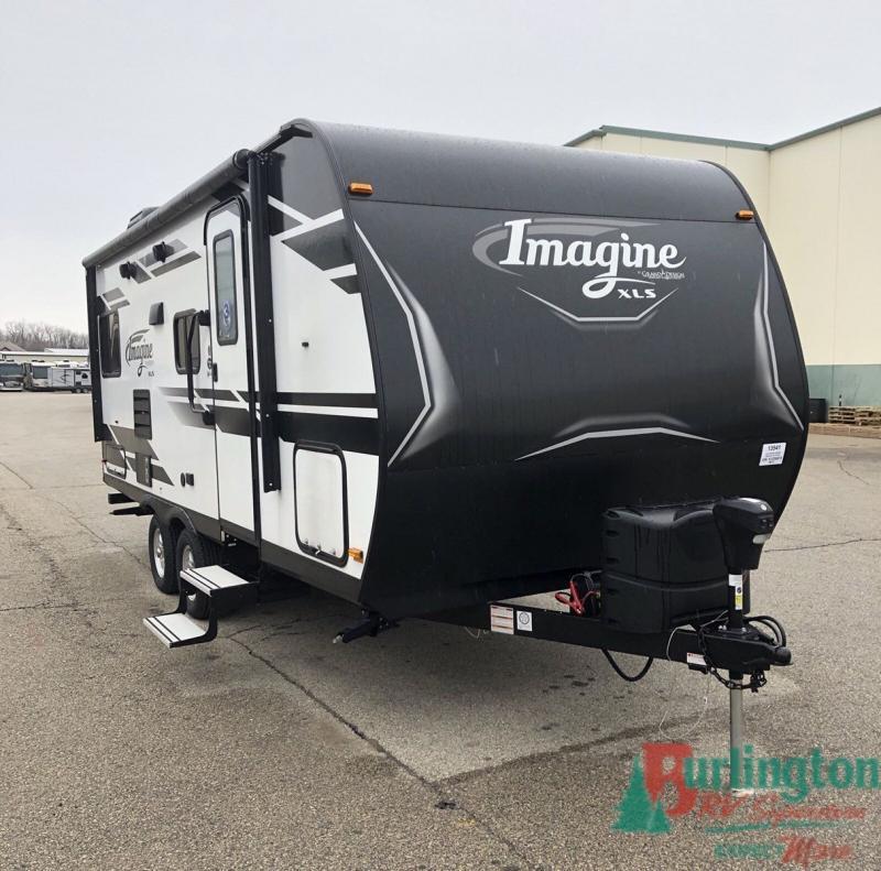 2019 Grand Design Imagine Xls 19RLE - BRV - 13541  - Burlington RV Superstore
