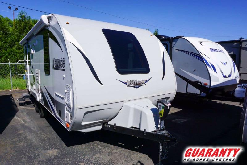 2019 Lance Lance 1995 - Guaranty RV Trailer and Van Center - PT3877