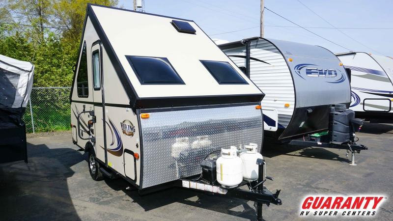 2017 Forest River Viking 12RBTHW - Guaranty RV Trailer and Van Center - T39257A