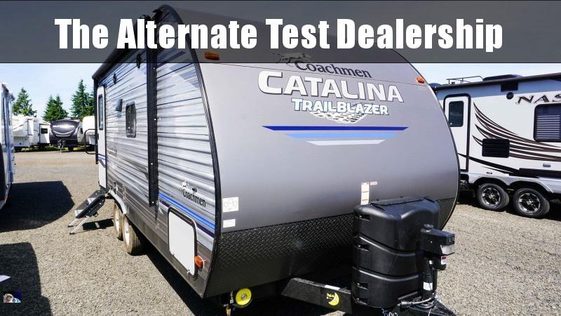 2020 Coachmen Catalina Trail Blazer 19TH - Guaranty RV Fifth Wheels - T40651