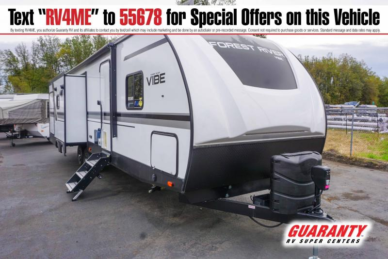 2020 Forest River Vibe T30RL - Guaranty RV Trailer and Van Center - PT3942