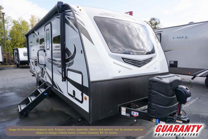 2020 Jayco White Hawk 23MRB - Guaranty RV Trailer and Van Center - T40858