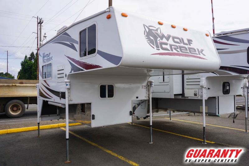 2016 Northwood Wolf Creek 840 - Guaranty RV Fifth Wheels - T41794A