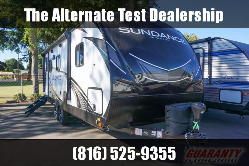 2021 Heartland Sundance Ultra-Lite 221 RB - Guaranty RV Trailer and Van Center - T41877