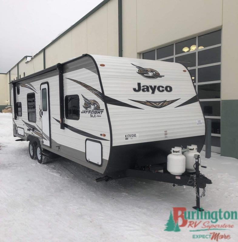 2019 Jayco Jay Flight Slx 264BH - BRV - 13435  - Burlington RV Superstore