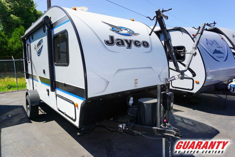 2017 Jayco Hummingbird 17RK - Guaranty RV Trailer and Van Center - T40510A