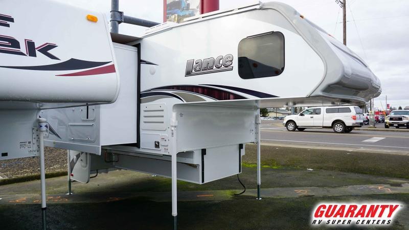 2019 Lance Truck Camper Long Bed 1062 - Guaranty RV Fifth Wheels - T40262