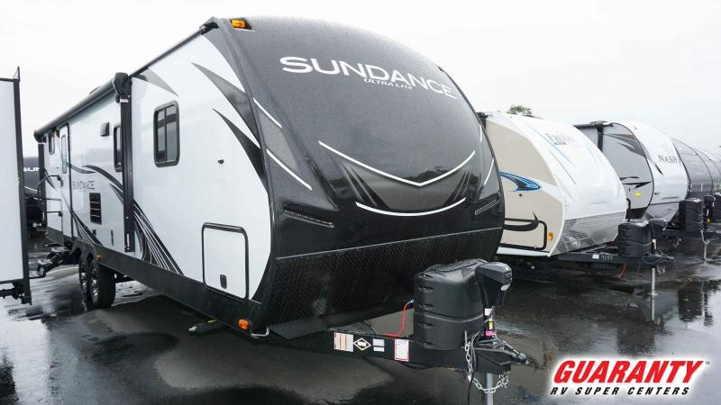 2019 Heartland Sundance Ultra-lite 278BH - Guaranty RV Trailer and Van Center - T40387