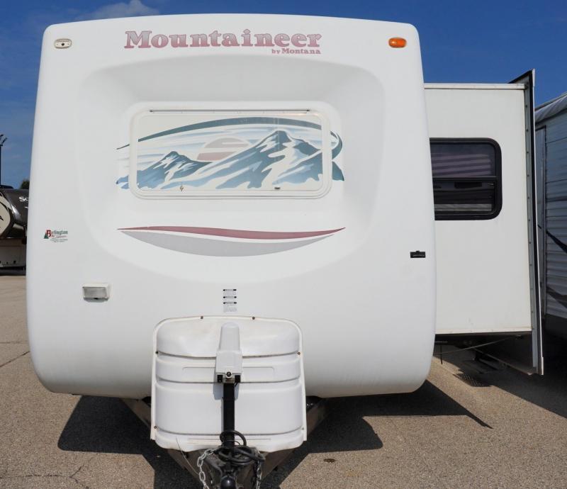 2004 Keystone Mountaineer 325FKBS - 12386B  - Burlington RV Superstore