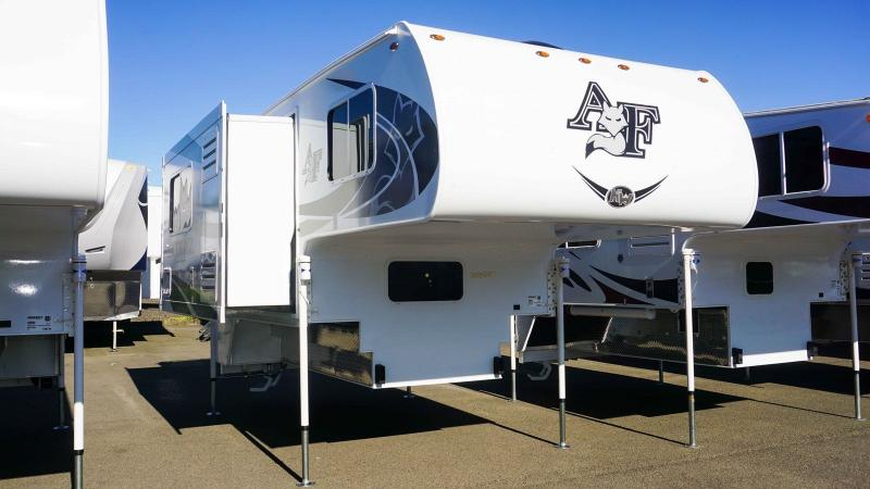 2020 Northwood Arctic Fox Truck Camper 990 - Guaranty RV Fifth Wheels - T40678