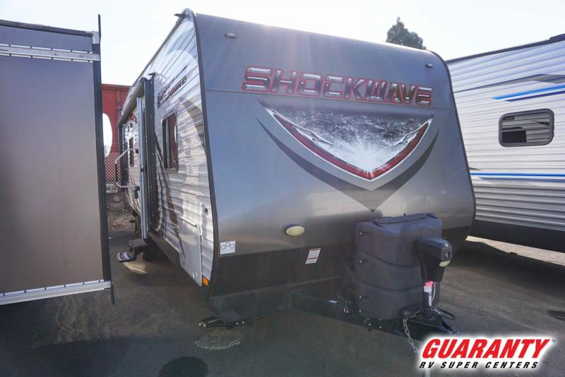 2017 Forest River Shockwave T24FQ MX - Guaranty RV Fifth Wheels - PT3849
