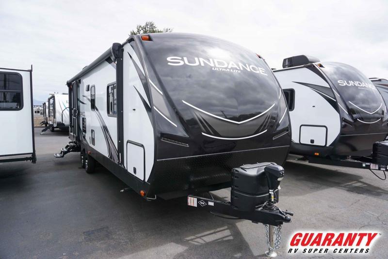 2020 Heartland Sundance Ultra-lite 262RB - Guaranty RV Trailer and Van Center - T40645