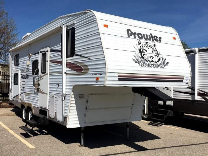2004 Fleetwood Prowler 255BH - Sturtevant, WI - 13845A  - Burlington RV Superstore