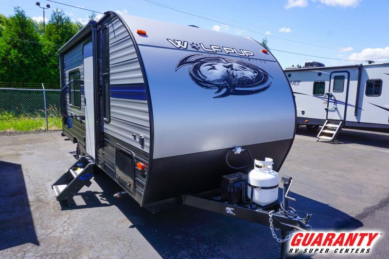 2020 Forest River Cherokee Wolf Pup 16FQ - Guaranty RV Trailer and Van Center - T40441B