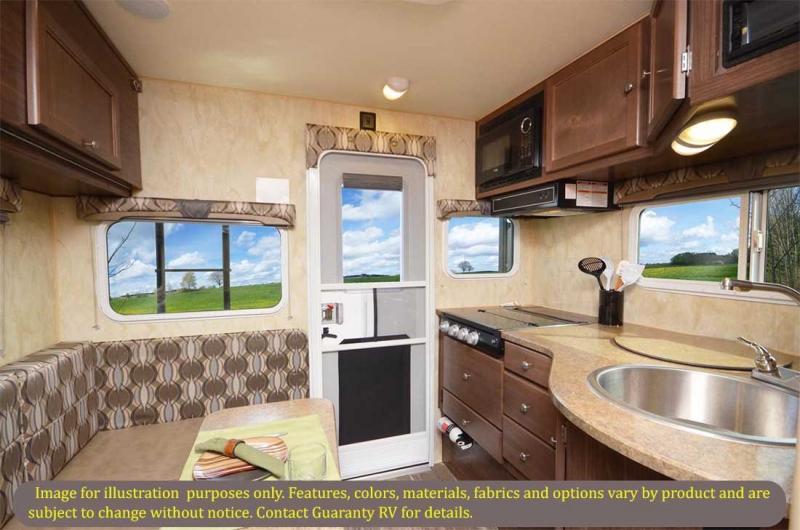 2020 Northwood Wolf Creek 840 - Guaranty RV Fifth Wheels - T40863