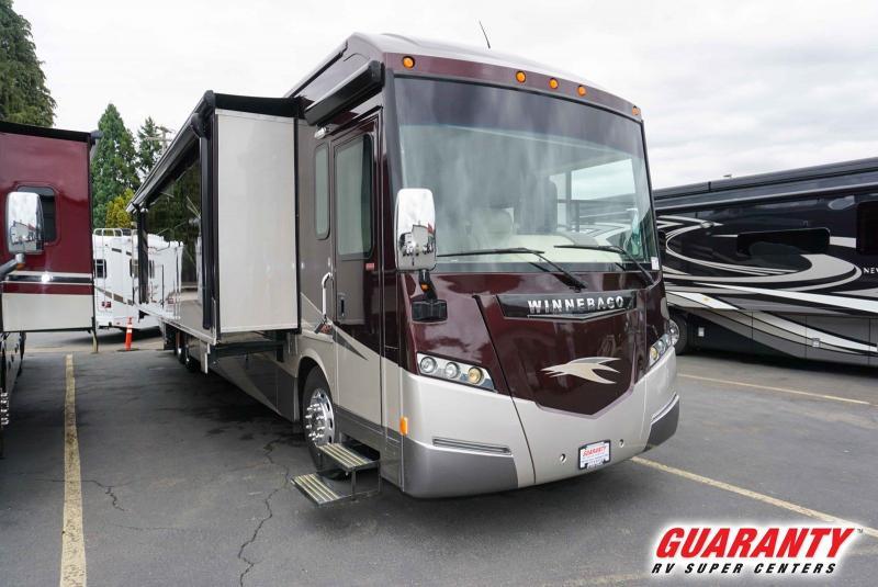 2015 Winnebago Journey 42E - Guaranty RV Motorized - M39357A
