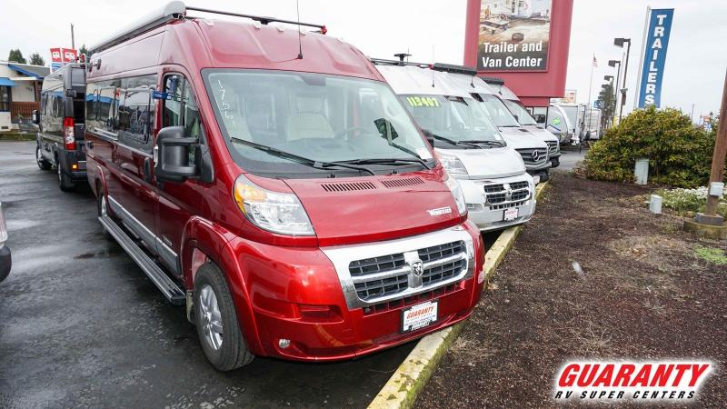 2019 Winnebago Travato 59K - Guaranty RV Trailer and Van Center - T39867