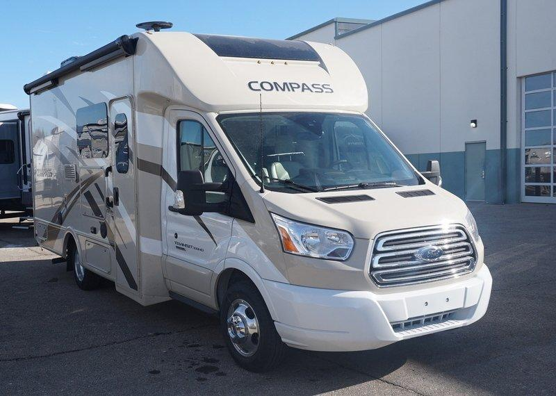 2018 Thor Motor Coach Compass 23TB - 12848  - Burlington RV Superstore
