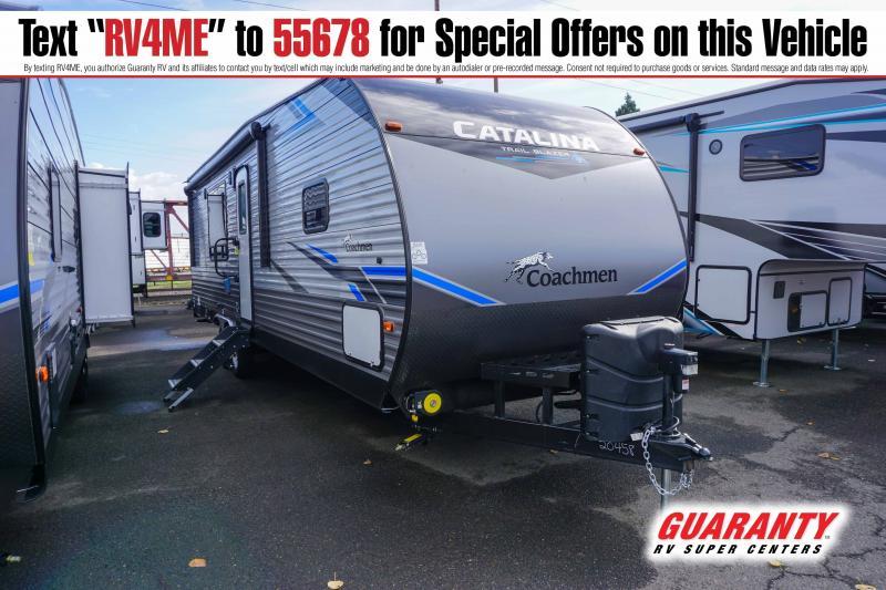 2021 Coachmen Catalina Trail Blazer 28THS - Guaranty RV Fifth Wheels - T42034