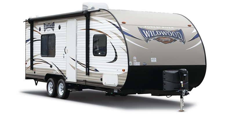 2017 Forest River Wildwood X-lite 241QBXL - BRV - 12877A  - Burlington RV Superstore
