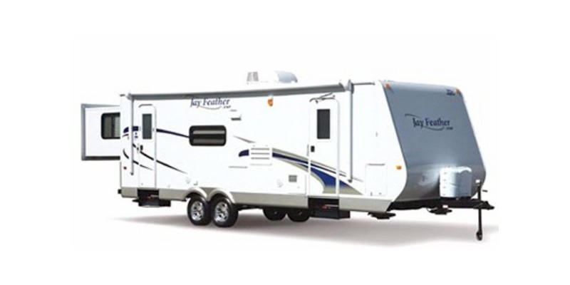 2010 Jayco Jay Feather Exp 213 - 12173A  - Burlington RV Superstore