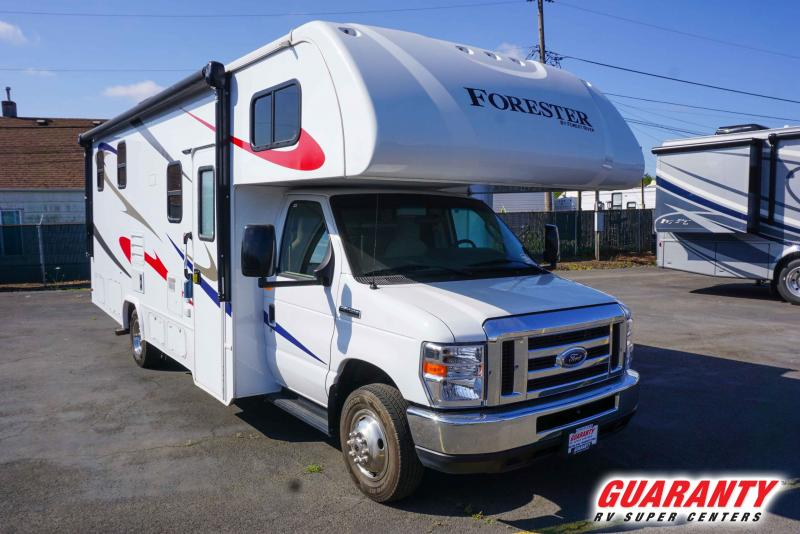 2019 Forest River Forester 2421MS - Guaranty RV Motorized - PM41910