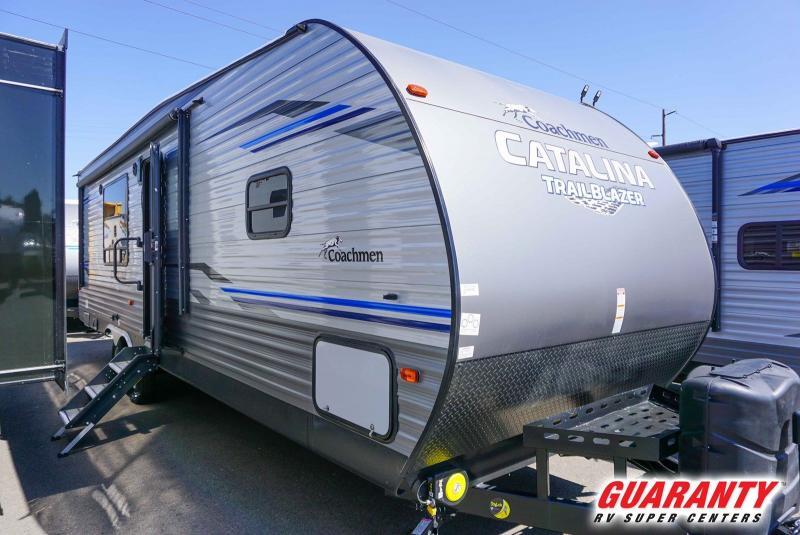 2020 Coachmen Catalina Trail Blazer 28THS - Guaranty RV Fifth Wheels - T40802