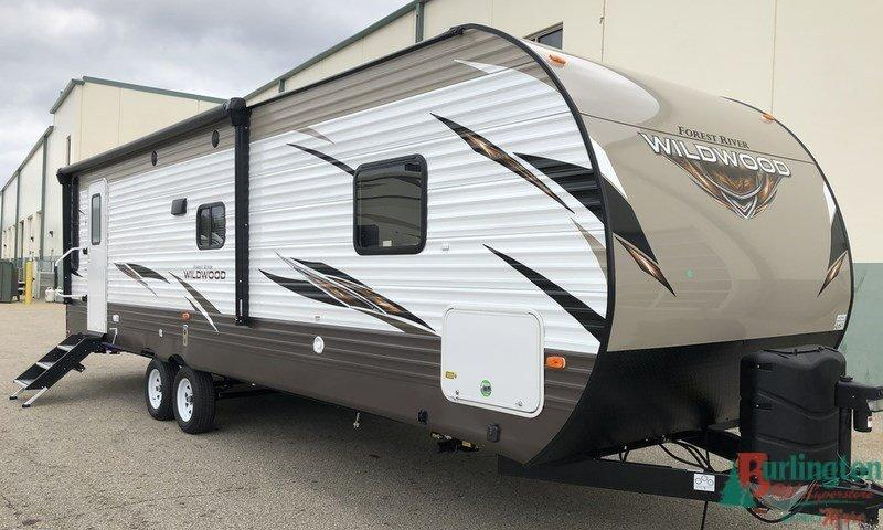 2019 Forest River Wildwood 28RLSS - BRV - 12918  - Burlington RV Superstore