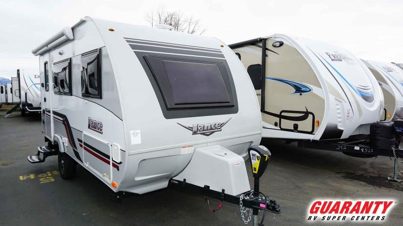 2019 Lance Lance 1475 - Guaranty RV Trailer and Van Center - T40327