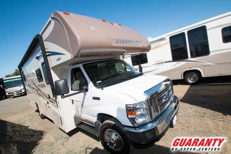 2018 Winnebago Minnie Winnie 26A - Guaranty RV Motorized - PM39889
