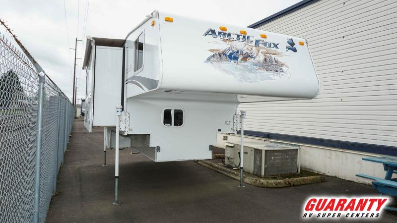 2011 Northwood Arctic Fox 1140 - Guaranty RV Fifth Wheels - T40277A