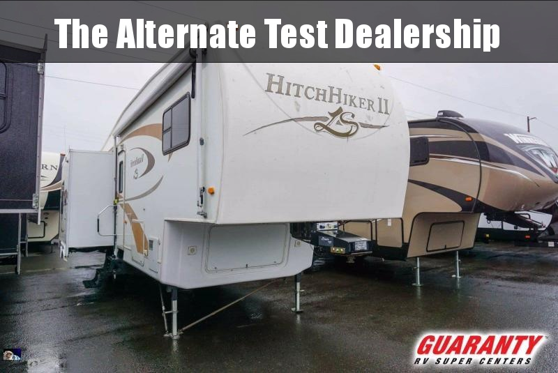 2008 Nuwa Hitchhiker Ii 29.5 - Pre-Auction Specials - WT40928A
