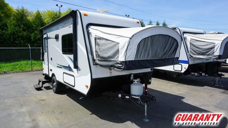 2017 Jayco Jay Feather 7 16XRB - Guaranty RV Trailer and Van Center - T40161A