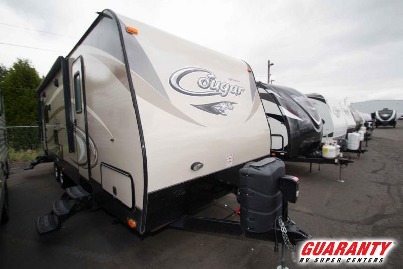 2016 Keystone Cougar 28RLS - Guaranty RV Trailer and Van Center - T39131A