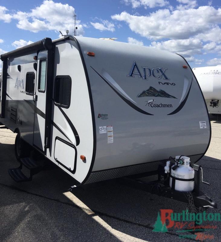 2017 Coachmen Apex 193BHS - BRV - 13284A  - Burlington RV Superstore